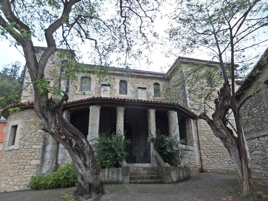 Iglesia de Nuestra Señora de la Concepción Molleda Val de San Vicente Cantabria