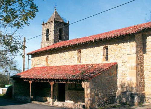 Iglesia de nuestra se ora de la asunci n en abanillas - Guemes cantabria ...