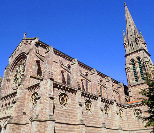 iglesia de la asuncion torrelavega