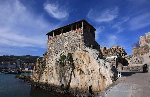 Ermita de Santa Ana en Castro Urdiales