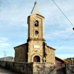 Iglesia de San Antonio Abad en Borleña