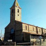 Iglesia de La Santa Cruz en Bezana