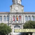 Instituto Marqués de Manzanedo en Santoña
