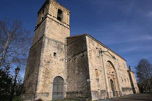 escalante iglesia santa cruz