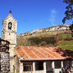 Iglesia de San Iñigo en Bustablado