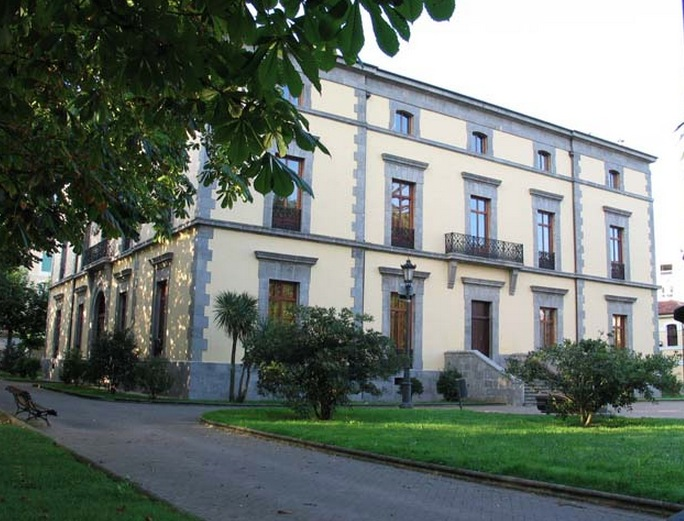 palacio de manzanedo santoña