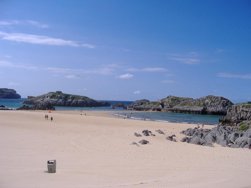 playa de ris noja
