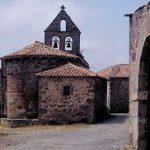 Iglesia de San Martín en San Martín de Hoyos