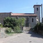 Iglesia de San Miguel de Calva en Revilla