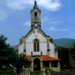 Iglesia de San Juan Bautista en Ontaneda