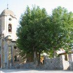 Iglesia de San Pantaleón en Castillo Pedroso