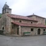 Iglesia de San Sebastián en Pedredo
