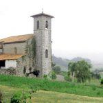 Iglesia de San Vicente Mártir en Maoño