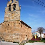 Iglesia de San Pelayo en Población de Abajo