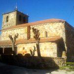 Iglesia de La Asunción en Espinosa de Bricia