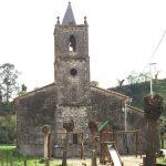 Iglesia de San Andrés de Caranceja