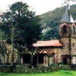 Iglesia de San Juan Bautista en Golbardo
