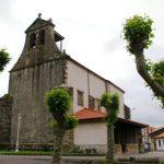 Iglesia de San Vicente Mártir en Güemes