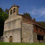 Iglesia de Santiago en Praves