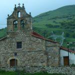 Iglesia de San Silvestre en Lantueno