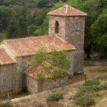 Iglesia de Santa María en Hoyos de Valdeprado