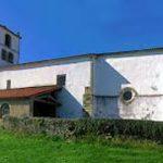 Iglesia de Santiago Apóstol en Orejo