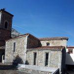 Iglesia de San Román en Mirones