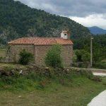 Iglesia de San Juan Bautista en Piñeres