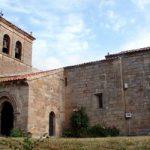 Iglesia de San Cristóbal en San Cristóbal de los Monte
