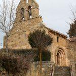 Iglesia de San Pedro Advíncula en Ruijas