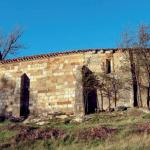 Iglesia de San Vicente Mártir en Rebollar de Ebro