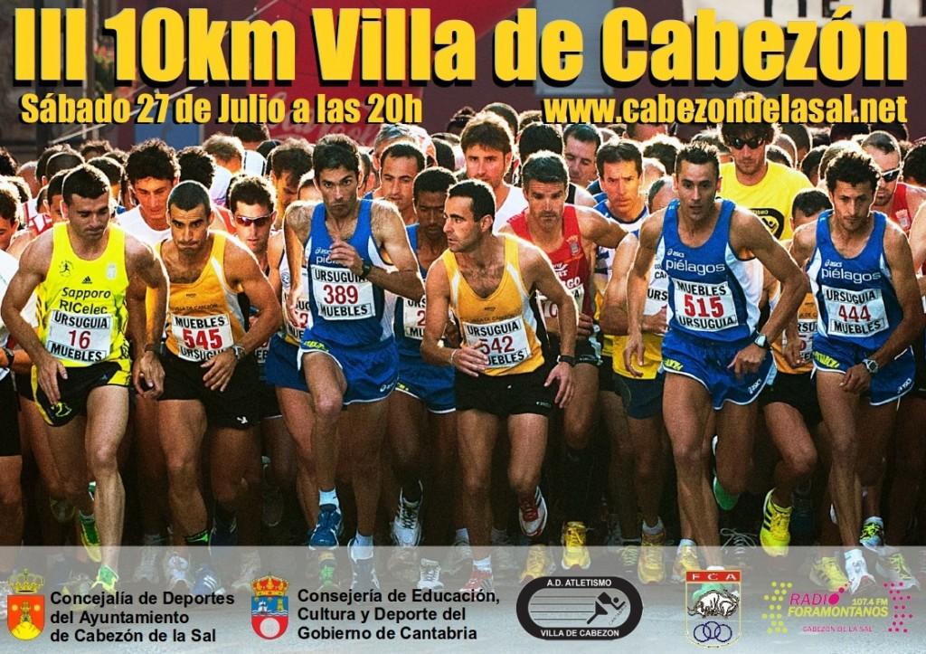 10 Km Villa de Cabezon