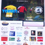 """II Edición de la Carrera de Montaña Trail """"Ruta Las Minas"""" el 29 de junio de 2013"""