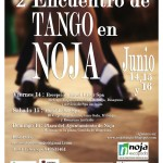 2º Encuentro de Tango 2013 en Noja los días 14, 15 y 16 de junio
