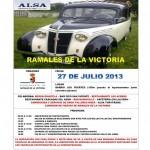 3ª Concentración de coches y motos clásicas Valle del Asón 2013 el 17 de julio