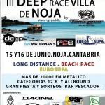 Celebración del III Deep Race Villa de Noja 15 y 16 de junio