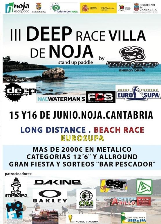 III Deep Race Villa de Noja