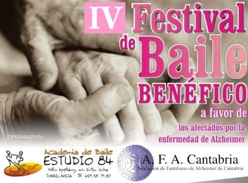 IV Festival de Baile Benéfico Torrelavega
