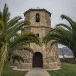 Iglesia de San Andrés en San Vicente de Toranzo