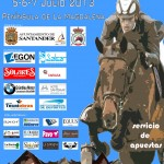 Concurso de Salto de Hípica 2013 en Santander del 5 al 7 de julio