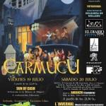 """XXII Festival Folk """"El Carmucu"""" 2013 en Helguera el 19 y 20 de julio"""