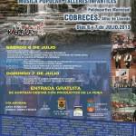 Feria del Queso en Cóbreces 2013 los días 6 y 7 de julio