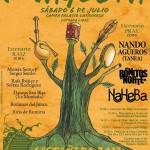 XXII Festival de la Magosta 2013 en Castañeda 6 de julio
