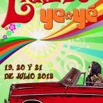 Festival ye-ye de vehículos clásicos en Laredo 2013 los días 19, 20 y 21 de julio