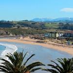 Playa de La Concha de Suances