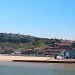 Playa de La Ribera de Suances
