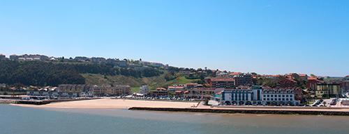 playa de la ribera suances