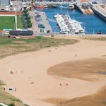 Playa de La Riberuca de Suances