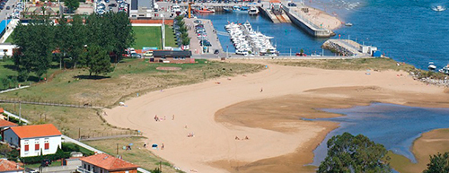 playa de la riberuca suances