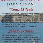 Fiestas de San Pedro 2013 en Comillas